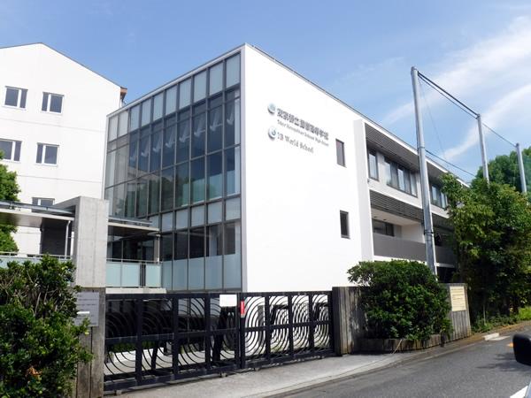 都立国際高等学校(27)校舎棟増築電気設備工事