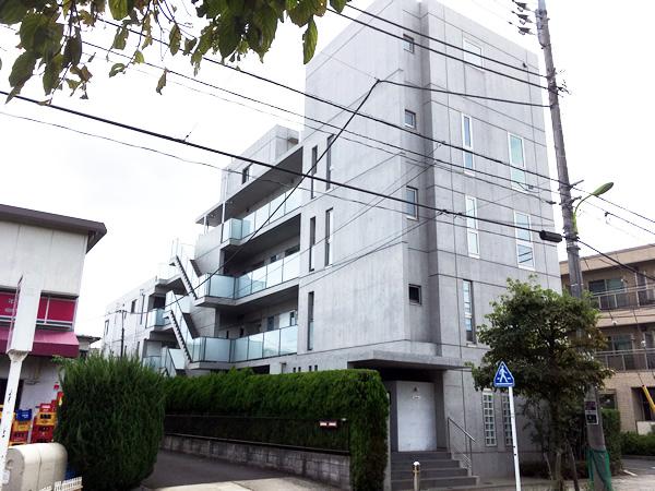成城コーポラティブハウス新築工事