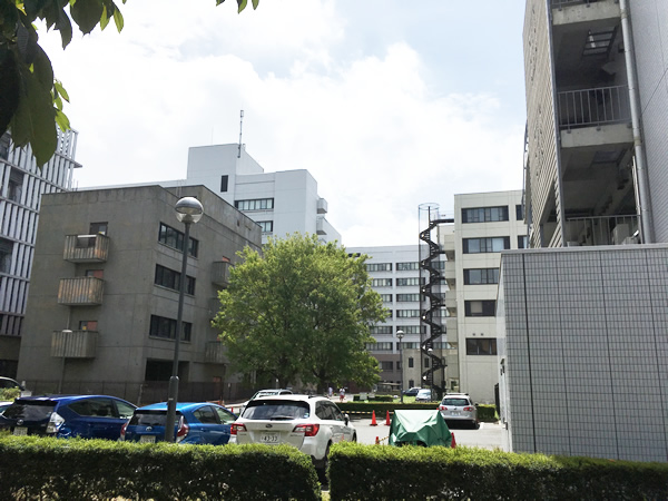 筑波大学医学系学系棟(Ⅲ期)改修電気設備その他工事