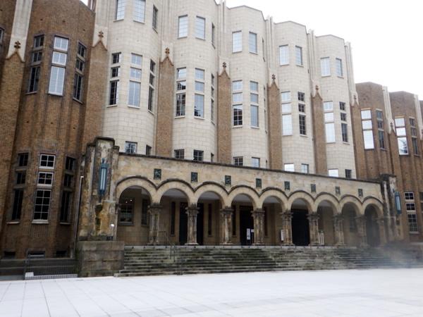 東京大学(本郷)附属図書館(Ⅲ-1)改修電気設備工事
