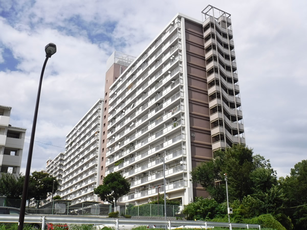 JKK都営八潮五丁目アパート(48~50号棟)室内及び屋内電気設備改修工事