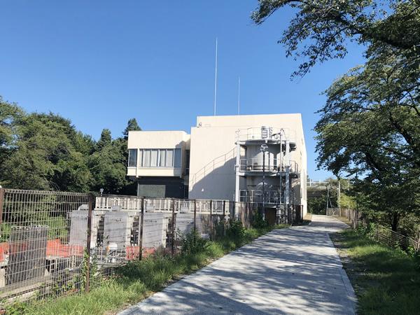 羽村導水ポンプ所電気設備改良工事
